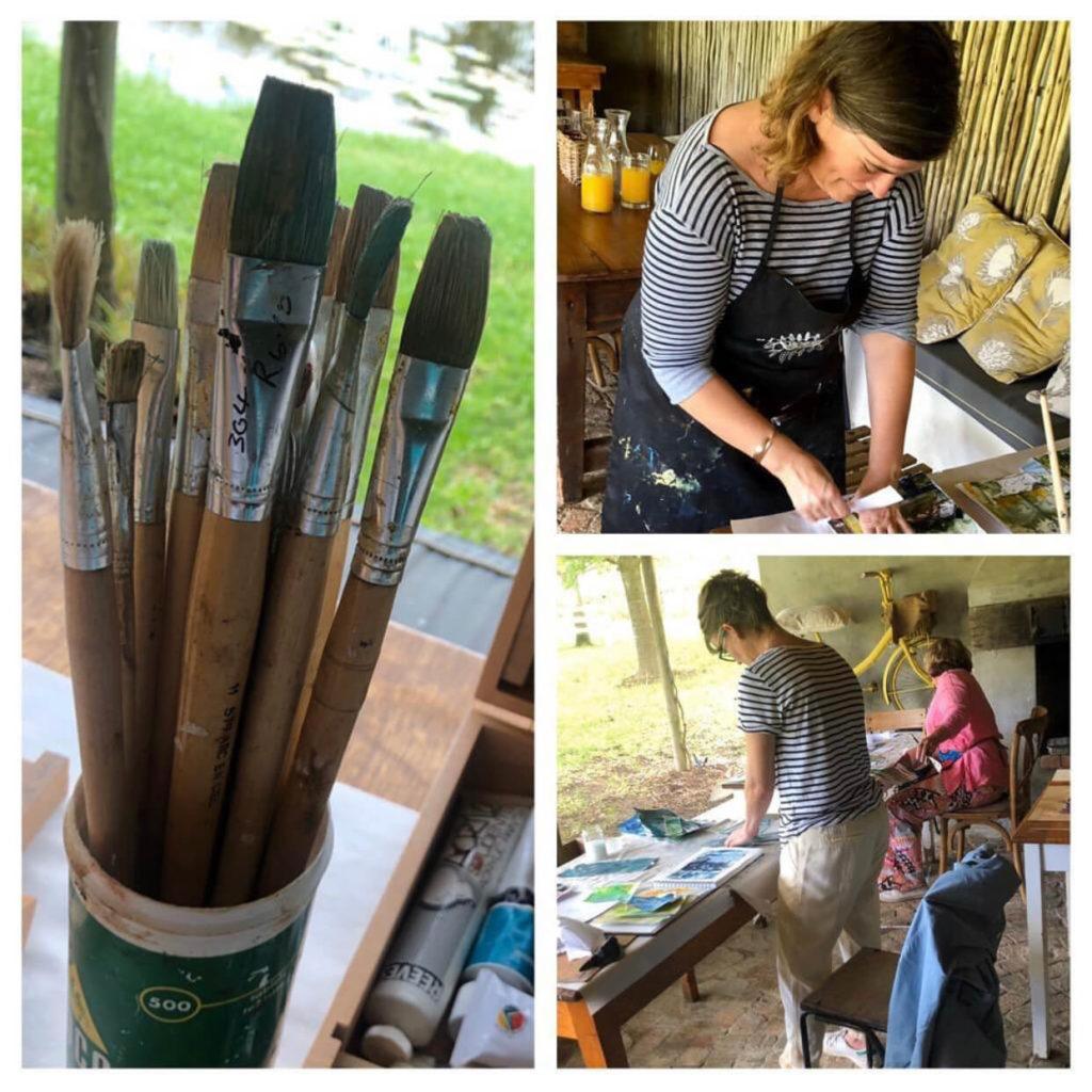 Art Workshops in the Overberg - Tracy Algar