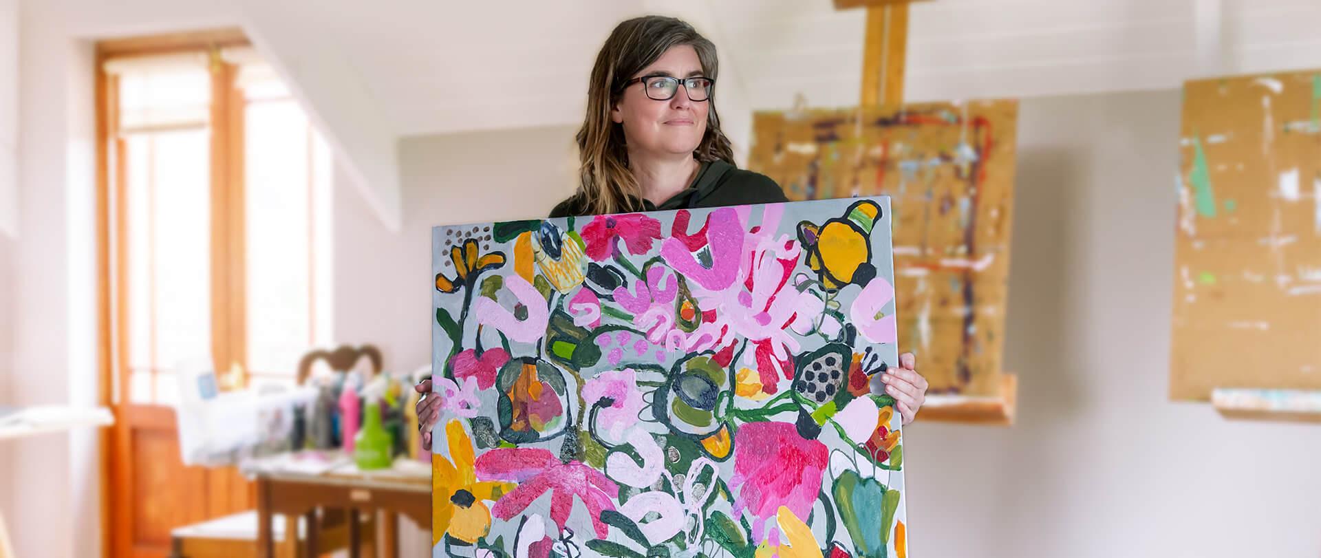 Tracy Algar - South African Artist
